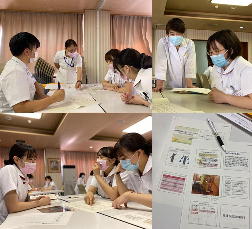 安全に結びつく看護技術の習得