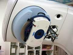 ラジオサージェリー装置の写真