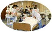 医療事故発生想定訓練 画像