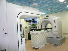 同室CTシステム装置の写真