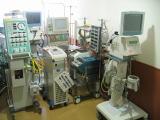 新生児集中治療室(NICU)の様子