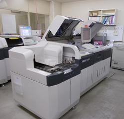 生化学検査室で活躍中の機器画像その2