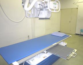 一般X線撮影検査機器(ベット)