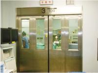 手術室クリーンルーム(NASA100)