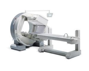 核医学診断用検出器回転型SPECT装置の画像