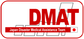 DMAT(Japan Disaster Medical Assistance Team)ロゴ