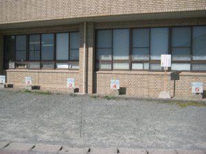 人間ドック専用駐車場